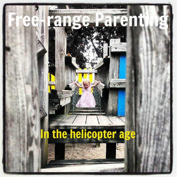 Is it too late? On Free-range parenting in the helicopter age