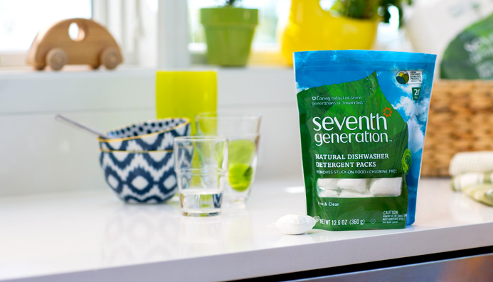 Stuff I'm digging Seventh Generation