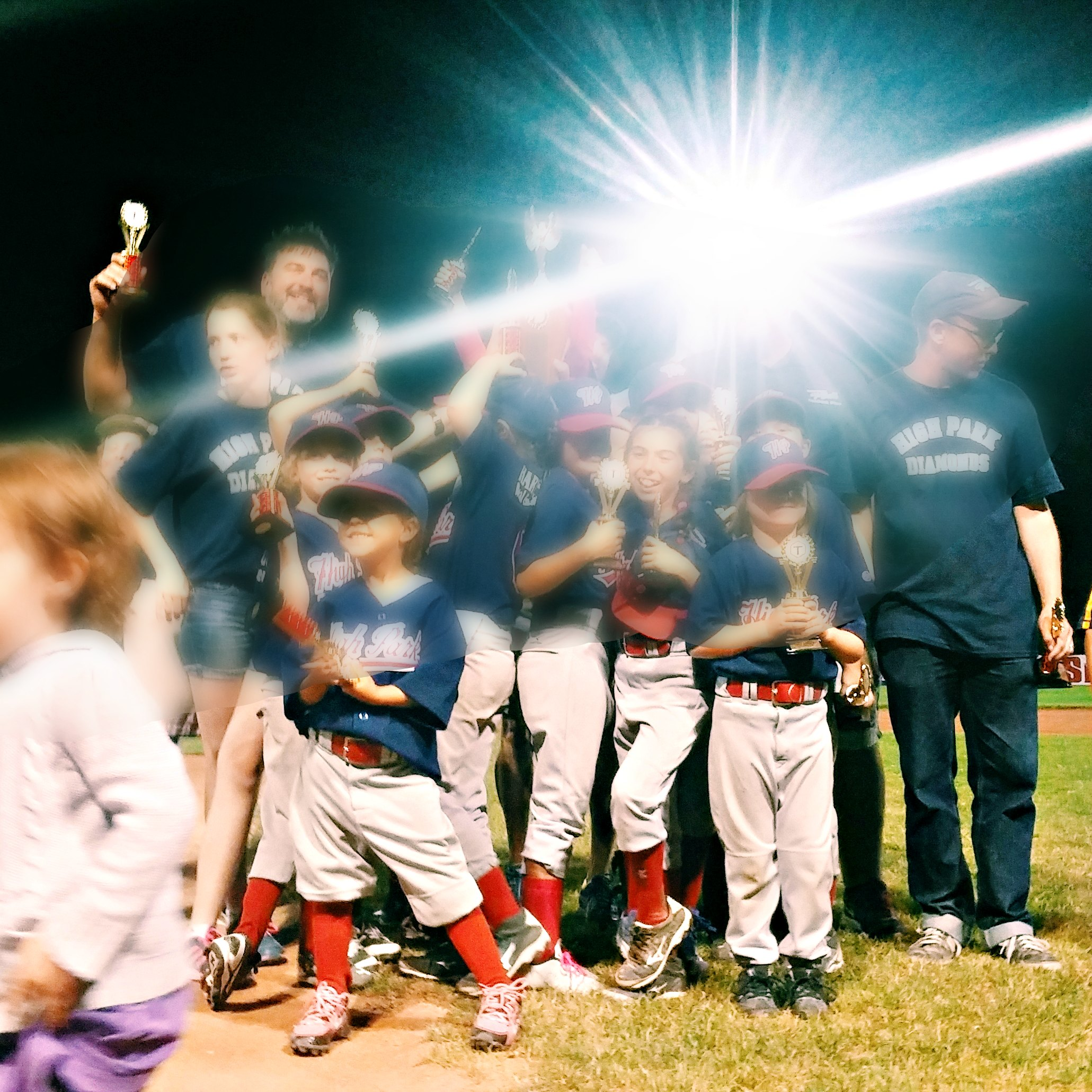 t-ball moments